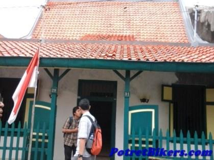 Rumah HOS Tjokroaminoto