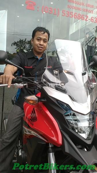 Honda CB500X new