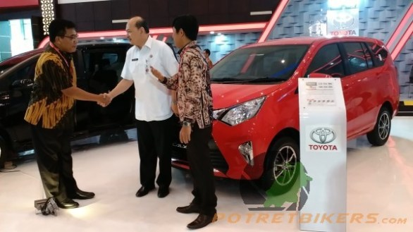 Toyota Calya Toyota-All new Calya