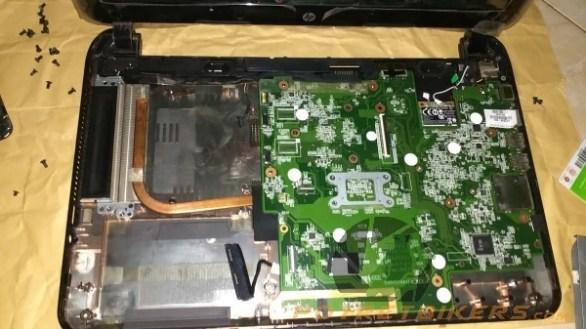 Cara Bongkar Hp Pavilion SleekBook 14-PC (3)