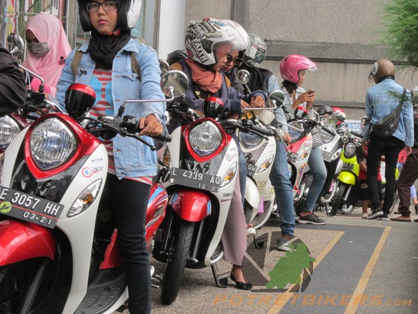 City Touring Bareng All New Fino 125 Blue Core (4)
