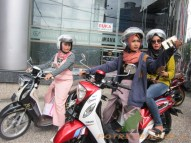 City Touring Bareng All New Fino 125 Blue Core (8)