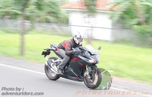 All New Honda CBR 250 RR