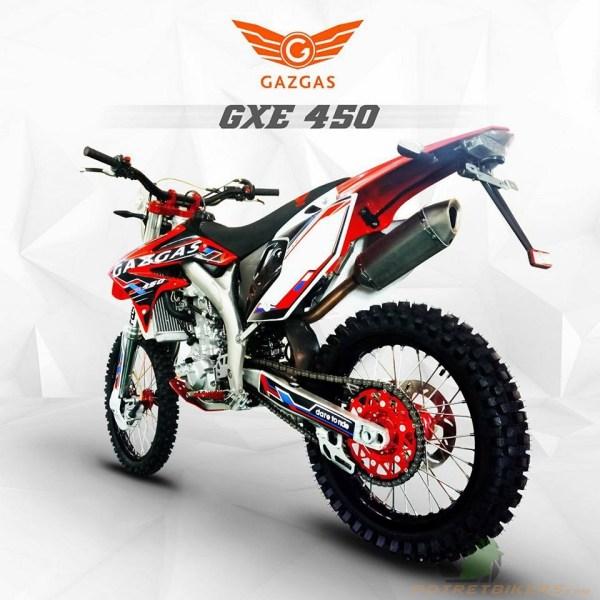 GazGas GXE 450 2