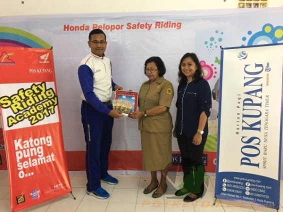 Honda Safety Riding Academy di Kupang - 2017 (8)
