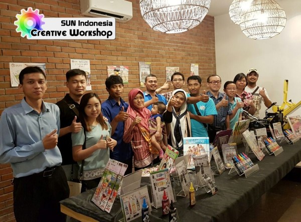 SUN Indonesia Creative Workshop