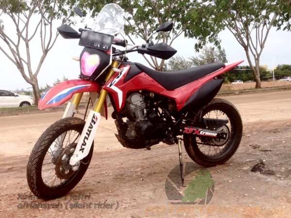 VIAR CROSS X ala CRF (1)