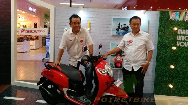 Launching All New Honda Scoopy Fi eSP - 2017 (100)