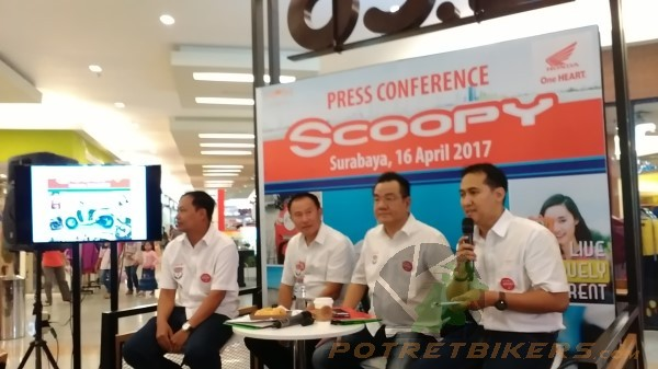 Launching All New Honda Scoopy Fi eSP - 2017 (111)