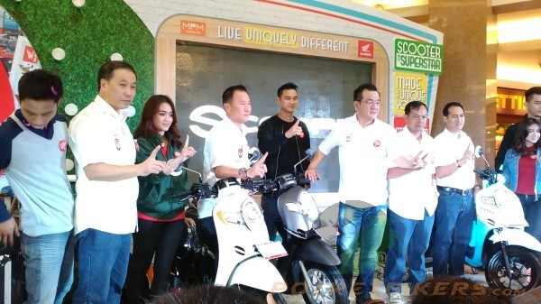 Launching All New Honda Scoopy Fi eSP - 2017 (82)