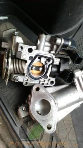 throttle body lebih clear, daripada sebelumnya kan ;) .