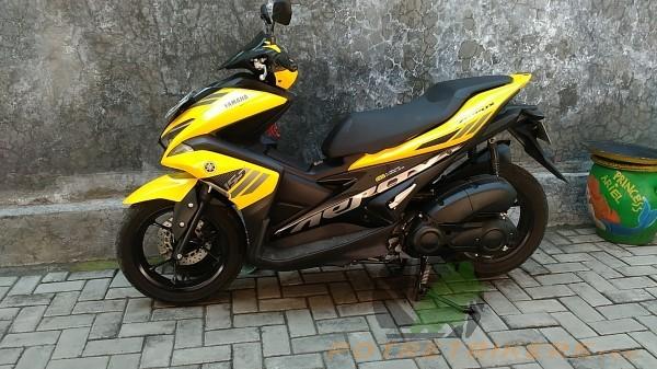 Yamaha AEROX 155 (4)