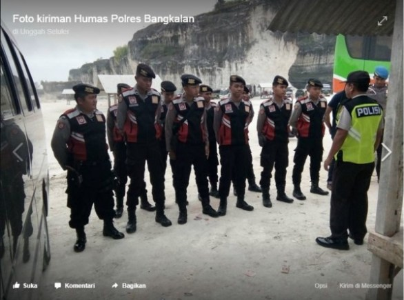 Pengamanan Bukit Jaddih