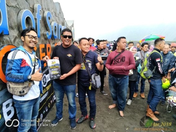 Sunmori Gabungan All Bikers di Bromo (4)