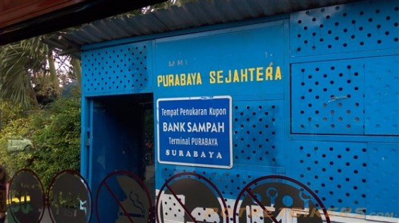 bank Sampah di Purabaya