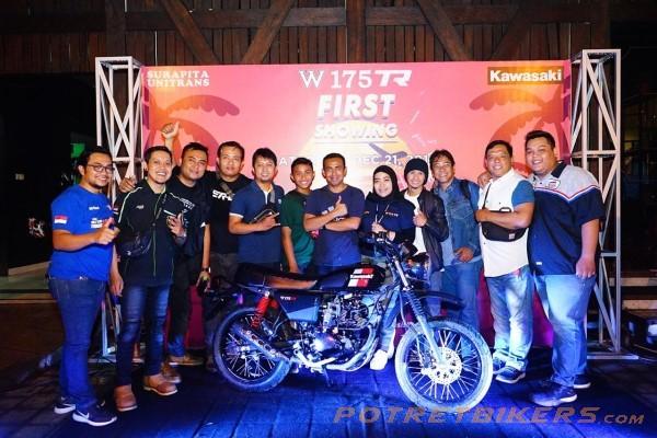 Kawasaki W175TR Launching (7)