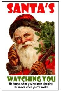 santa-watching