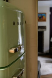 Lovely SMEG fridge!