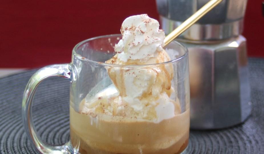 Dinner - Affogato Al Caffe potsandplanes.com