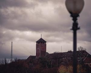 Turm auf dem Brauhausberg
