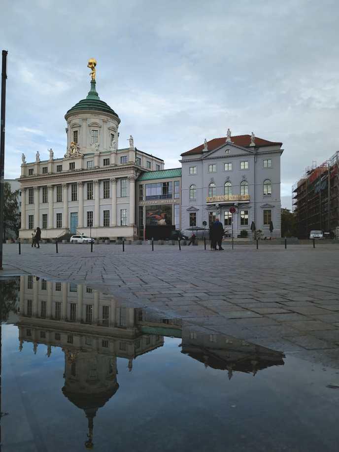 Gebäude Spielgeung am Alten Markt