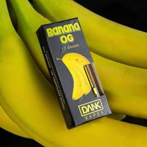 Dank Vapes Banana Og