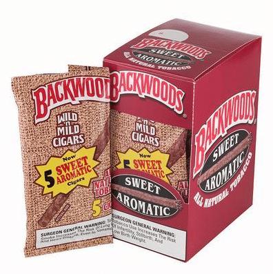 backwoods sweet aromatic