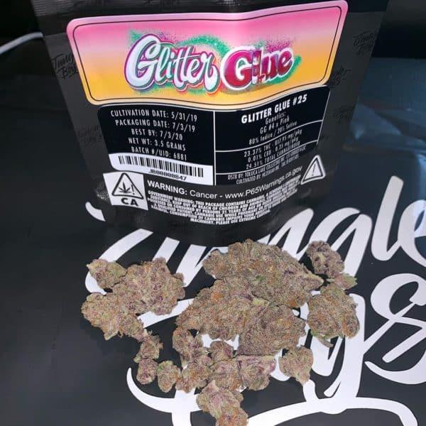 Jungle Boys Glitter Glue