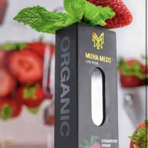 Muha Meds Strawberry Kush