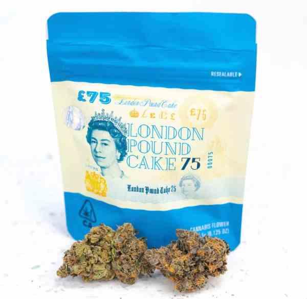 London PoundCake Cookies