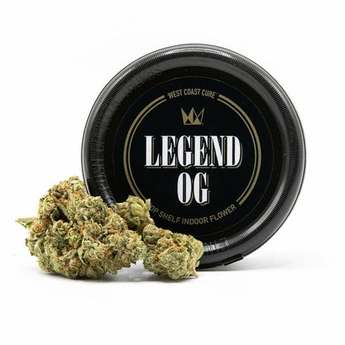 Legend OG West Coast Cure