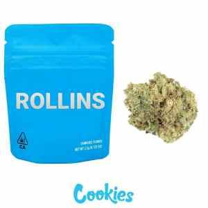 Rollins Berner Cookies