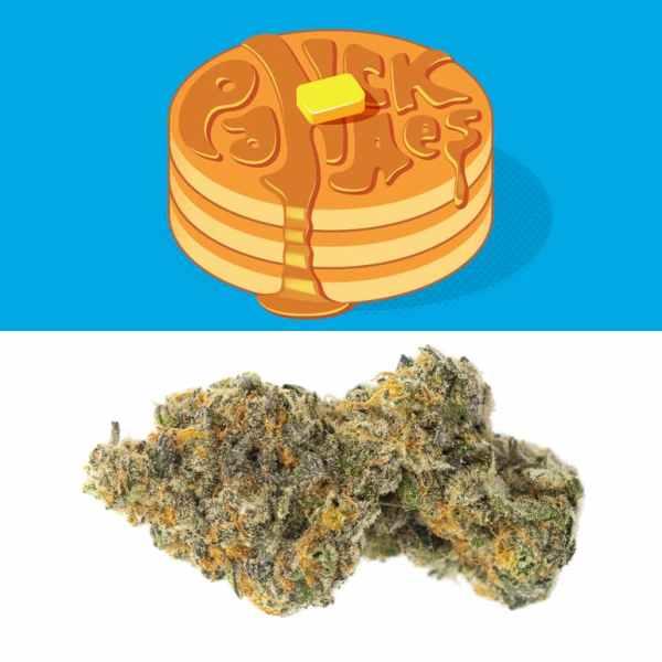 Pancakes Berner Cookies