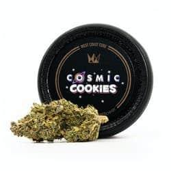 Cosmic Cookies West Coast Cure