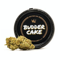 Budder Cake West Coast Cure
