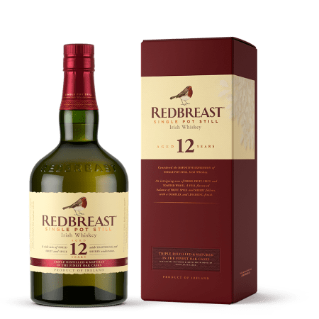 New Redbreast 12