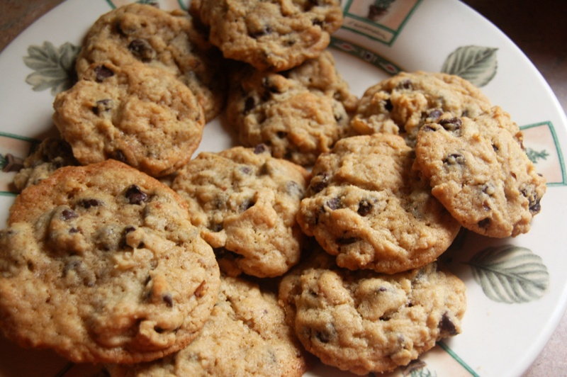 Cookies exactly the way I like them.