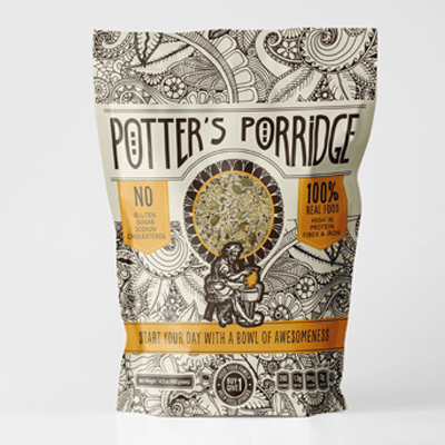 Potter's Porridge - 1 pack
