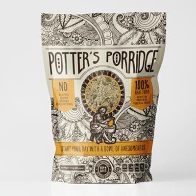 Potter's Porridge - 1 pack
