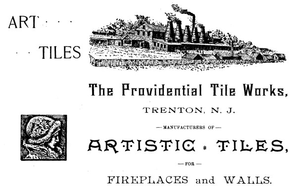 Providential Tile Works Advertisement