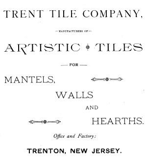 Trent Tile Company Advertisement
