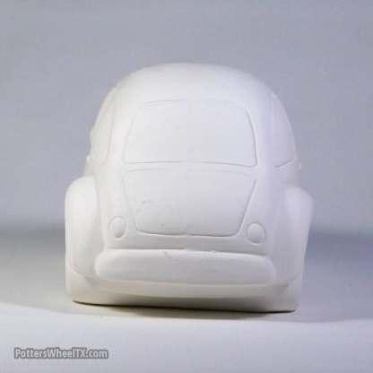Beetle Bug Car - Back View