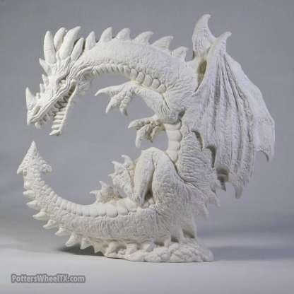 Crescent Dragon - Left View