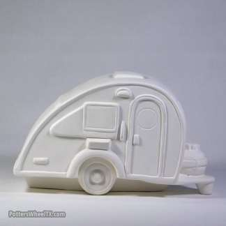 Teardrop Camper - Right View