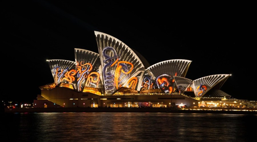 3 Day Sydney Vivid Light Festival