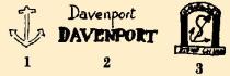 Davenport Longport c1793 - 1887