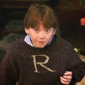 Vánoční svetry paní Weasleyové