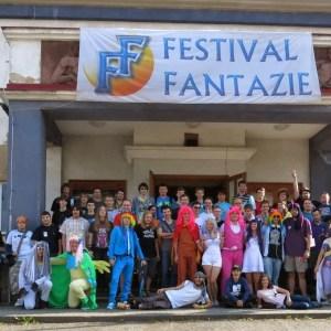 Postavme Festival fantazie z LEGA!