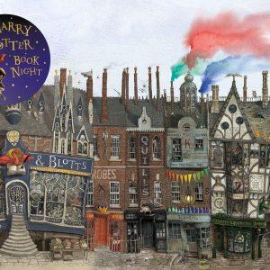 Potterovská knižní noc se přesouvá až na léto