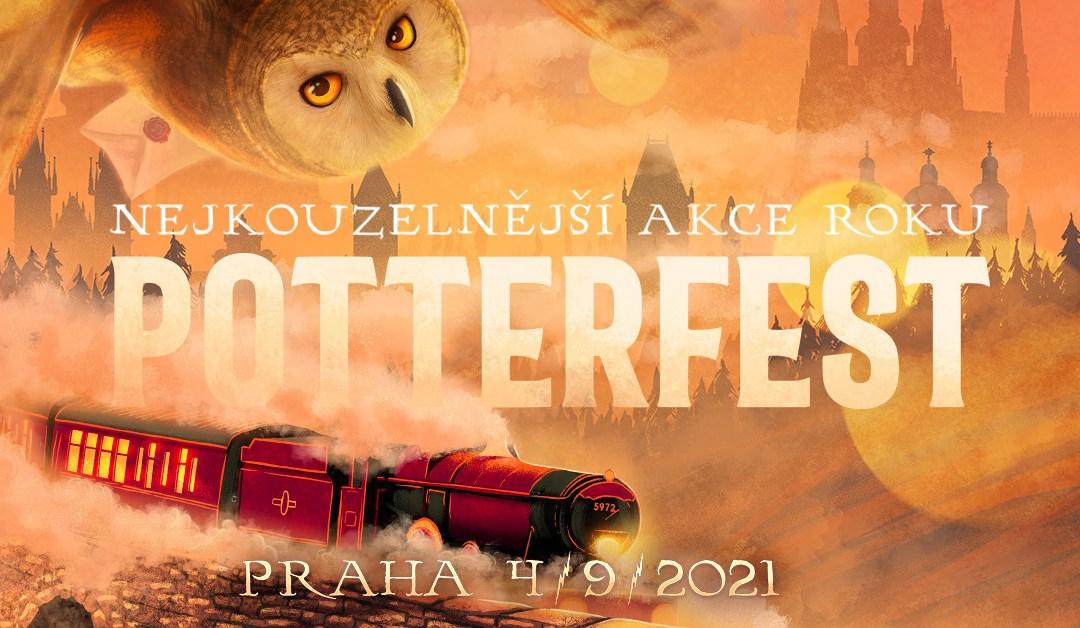 Čtvrtý Potterfest už se blíží!
